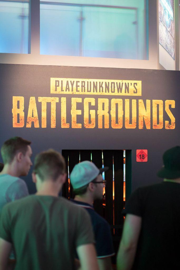 Stand von Playerunknown's Battleground