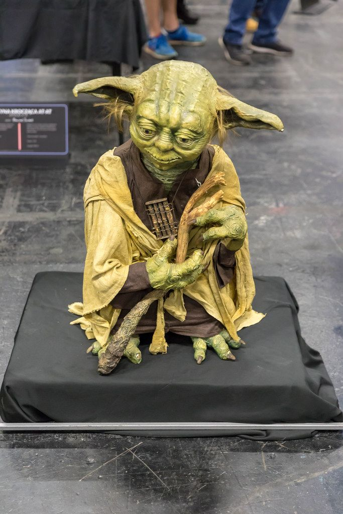 Star Wars Figur Yoda