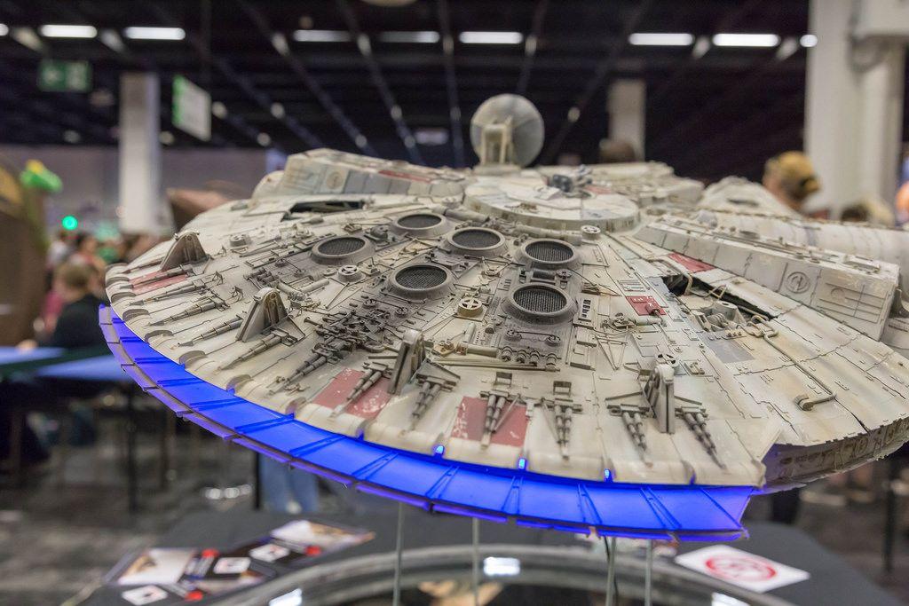Star Wars Millennium Falcon. Toy