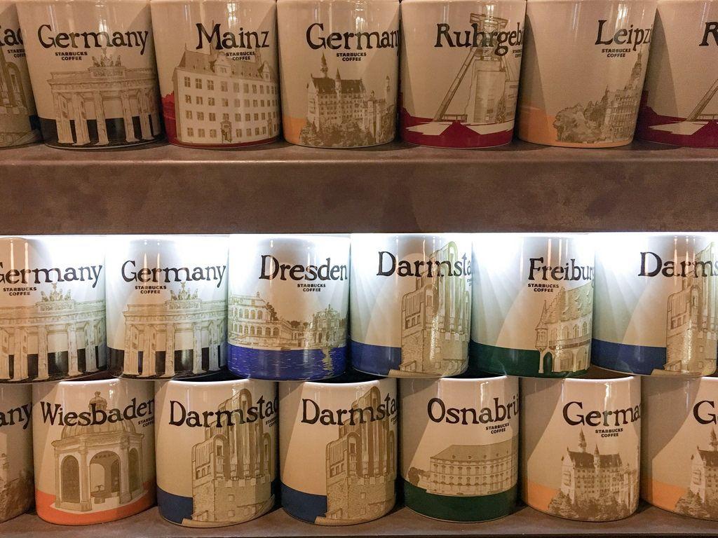 Starbucks City Mugs / Tassen