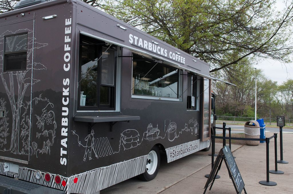 Starbucks Truck, USA