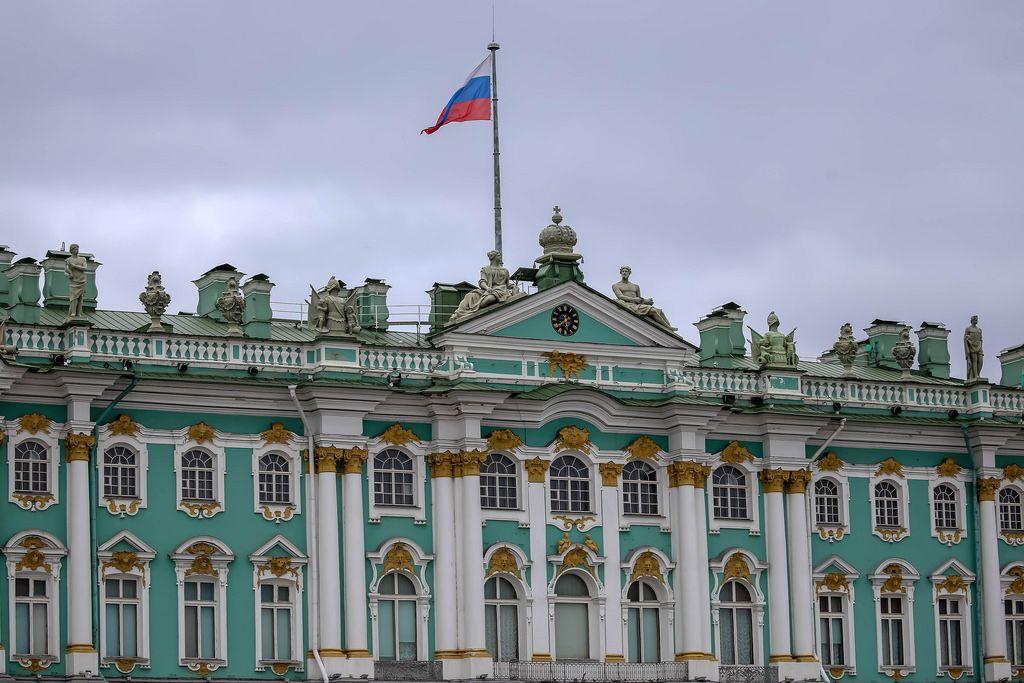 State Hermitage Museum in Saint Petersburg