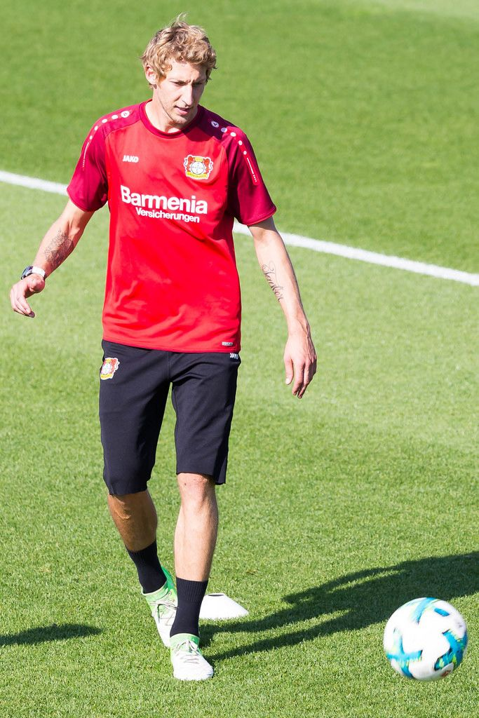 Stefan Kießling beim Training - Bayer 04 Leverkusen