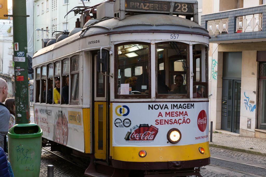Straßenbahn Lissabon Linie 28