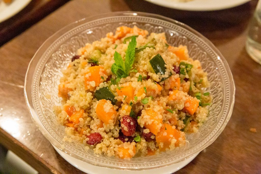 Streetfood by vegetarian