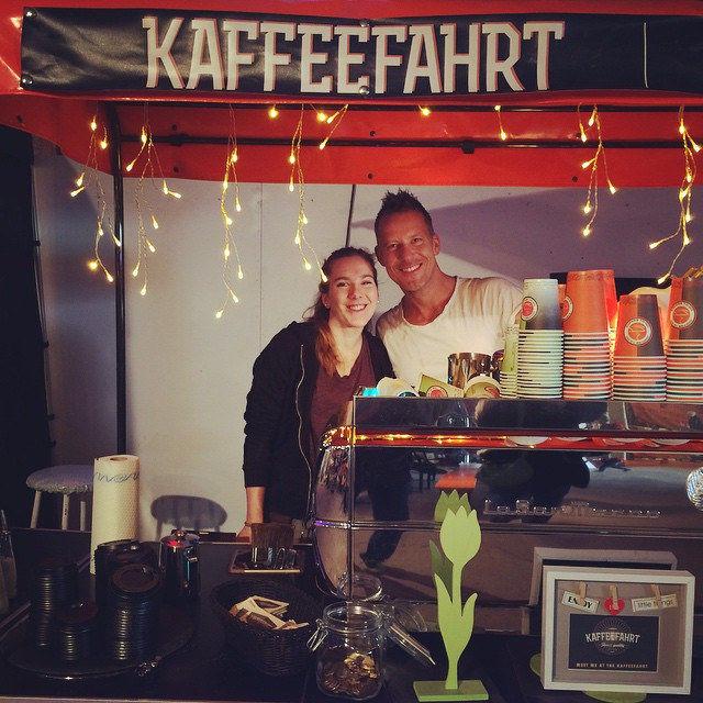StreetFoodFestival Köln. #instafood #coffee #barista #streetfoodfestival