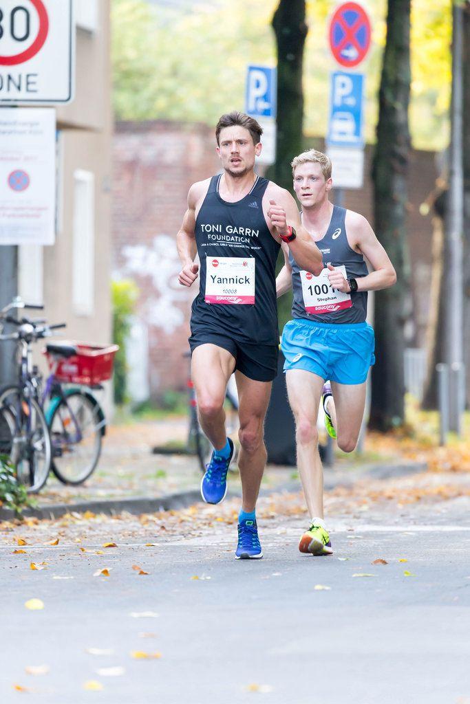 Stubbe Yannick, Listabarth Stephan - Köln Marathon 2017