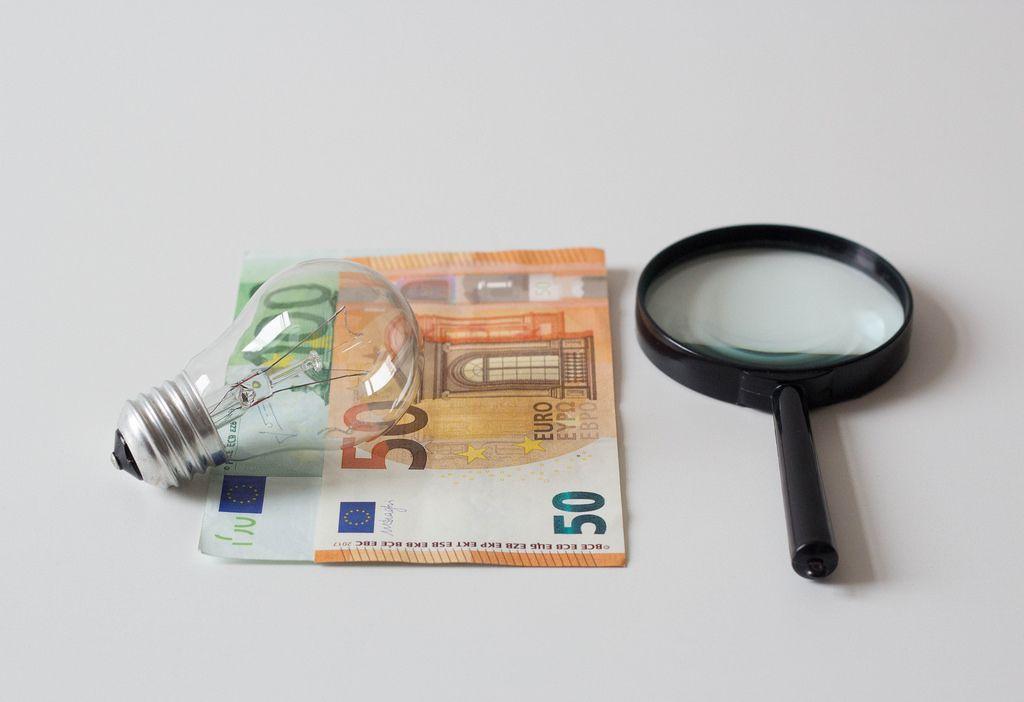 Suche nach Finanzierungsideen