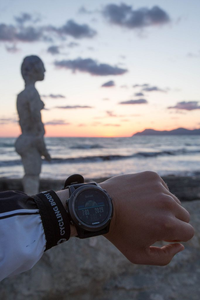 Sunset @Garmin Fenix3