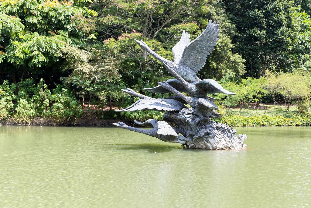 Swan lake Singapore