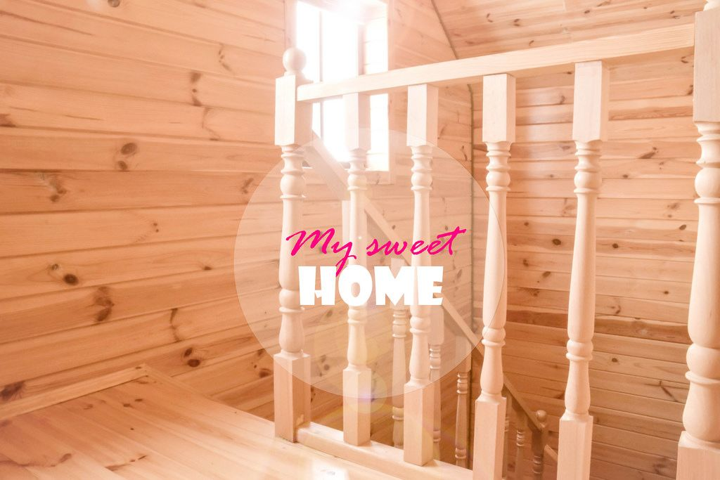 Sweet wooden home