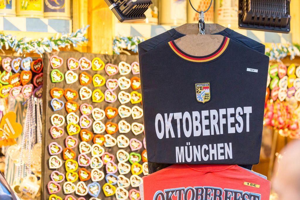 T-Shirts und Buttons - Oktoberfest 2017