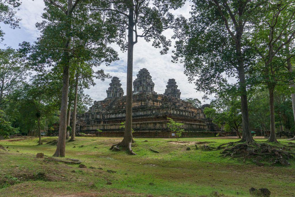 Ta Keo Temple in Siem Reap, Cambodia