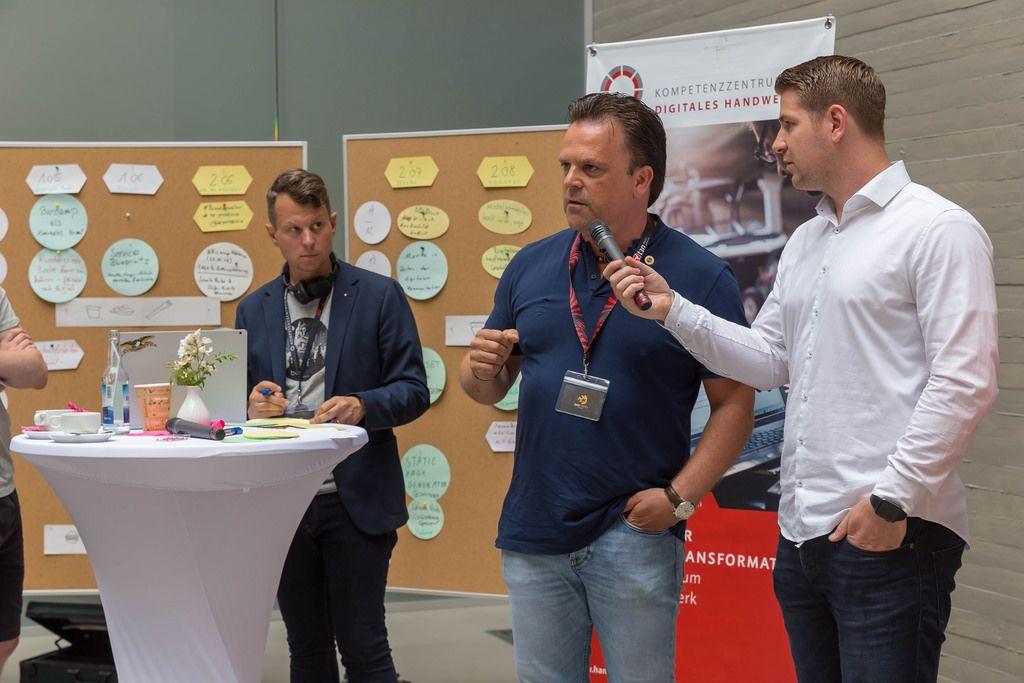 Talk at Barcamp 2018 Koblenz