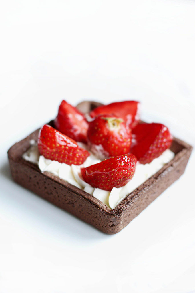 Tartaleta With Strawberries