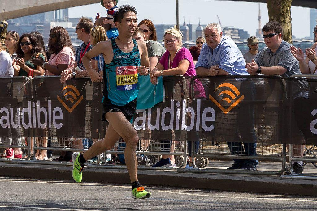 Tatsunori Hamasaki - London Marathon 2018