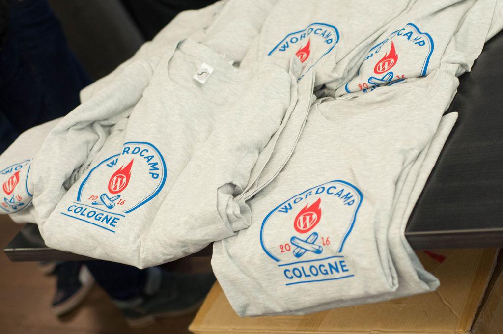 Teilnehmer-Shirts