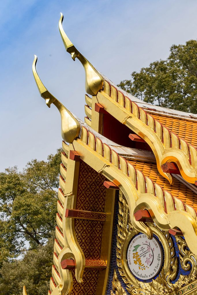Tempel im Ueno Zoo