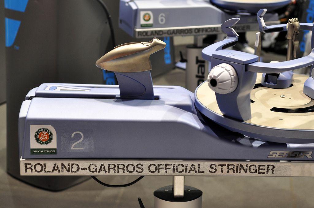 Tennis Racquet Stringing Machines