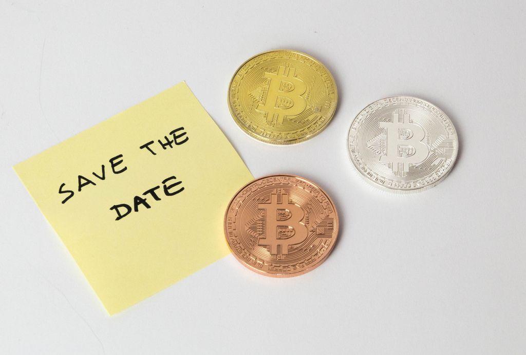Terminankündigung (Bitcoin)