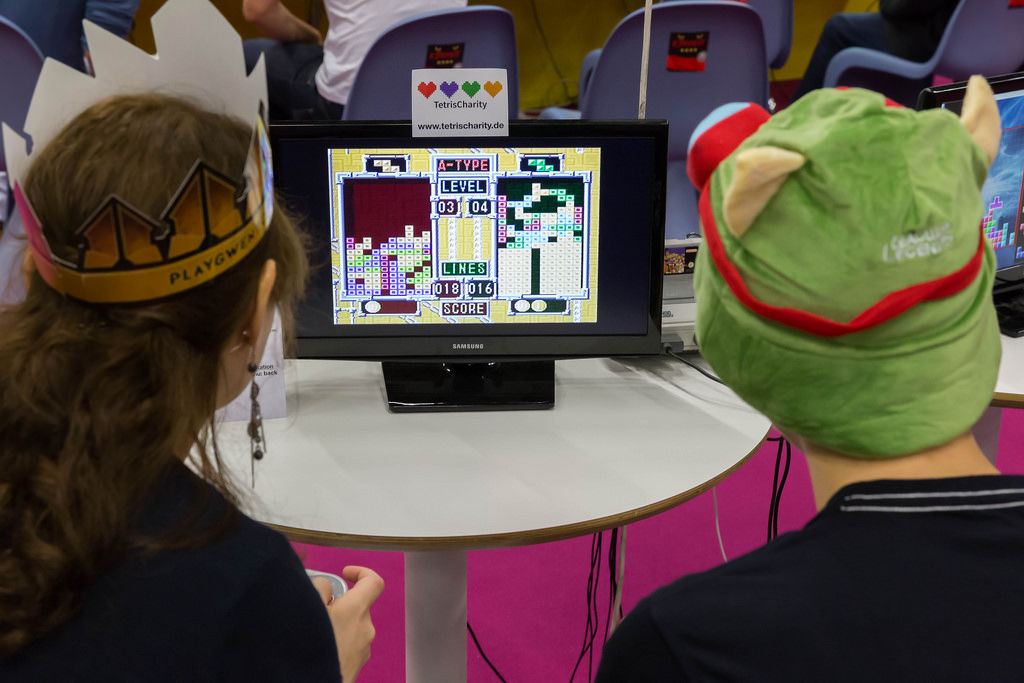 Tetris-Challenge