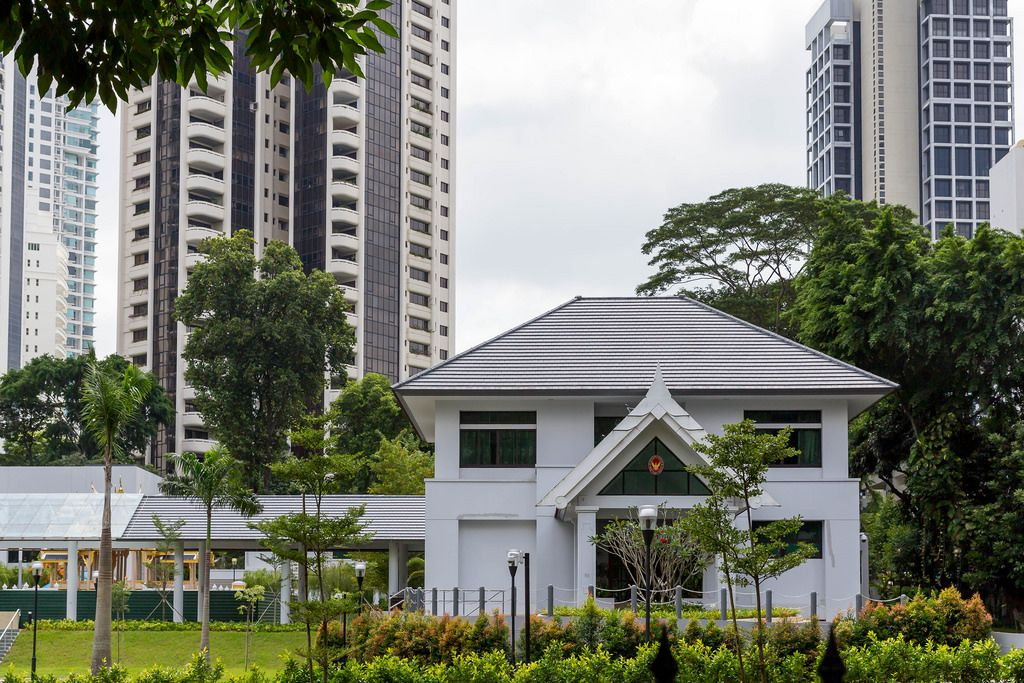 Thai Embassy Singapore