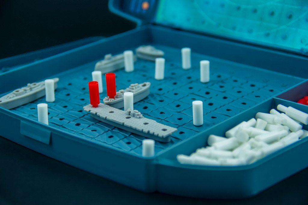 The Board Game of Battleship