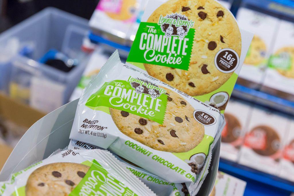 The Complete Cookie von Lenny & Larry's - FIBO Köln 2018