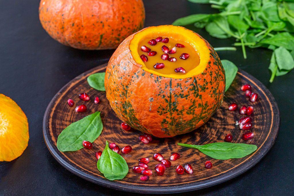 The idea of pumpkin treats to Halloween (Flip 2019)