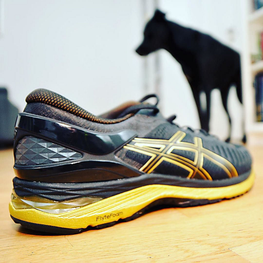 The new #Metarun by @asics. @asicseurope #running #marathontraining