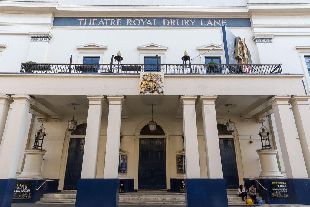 Theatre Royal Drury Lane in London