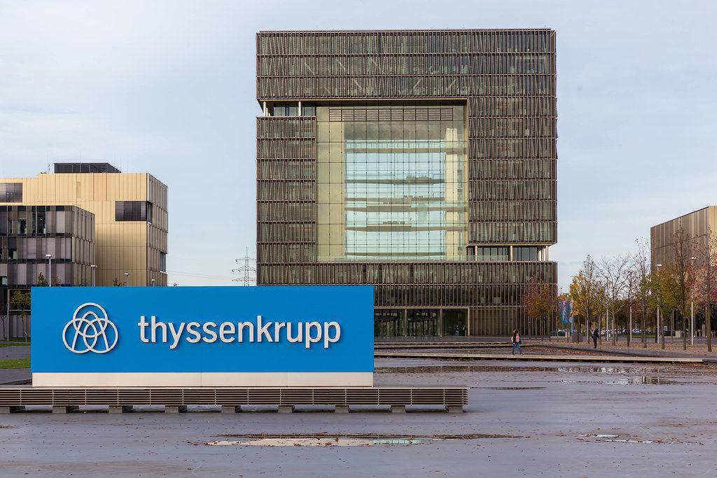 Thyssenkrupp: Das Herz der Stadt Essen