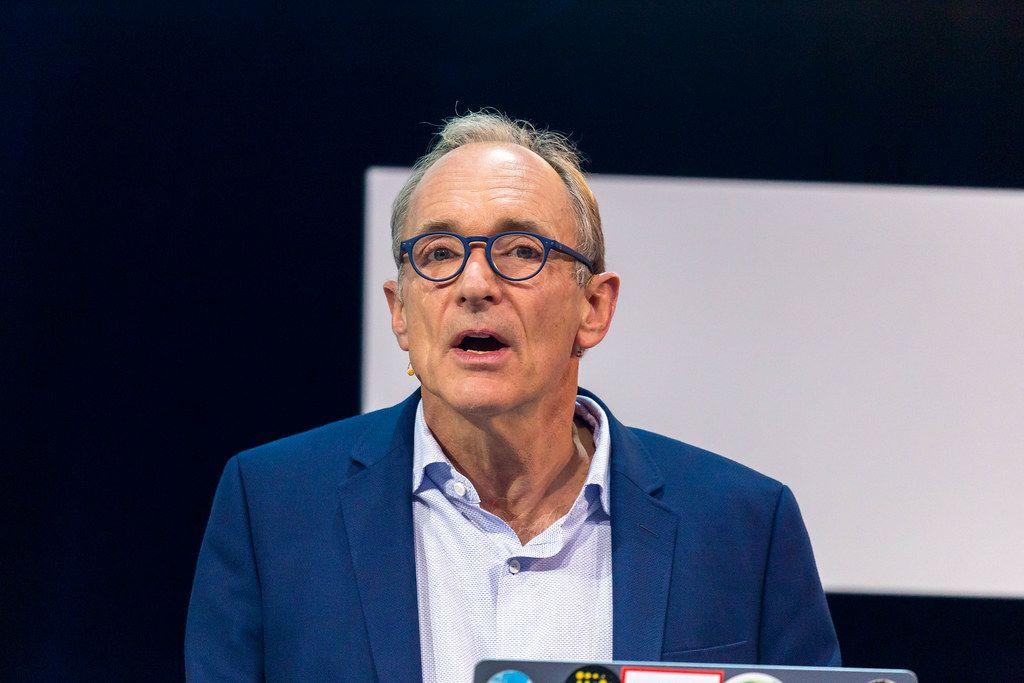 Tim Berners-Lee shares his experience at Digital X in Cologne