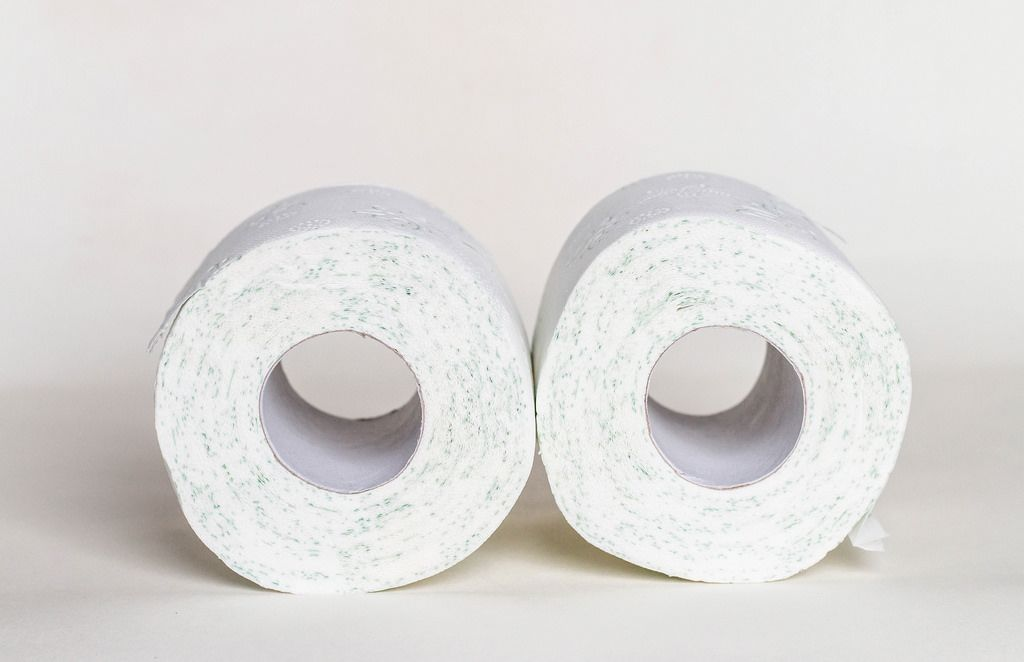 Toiler paper rolls