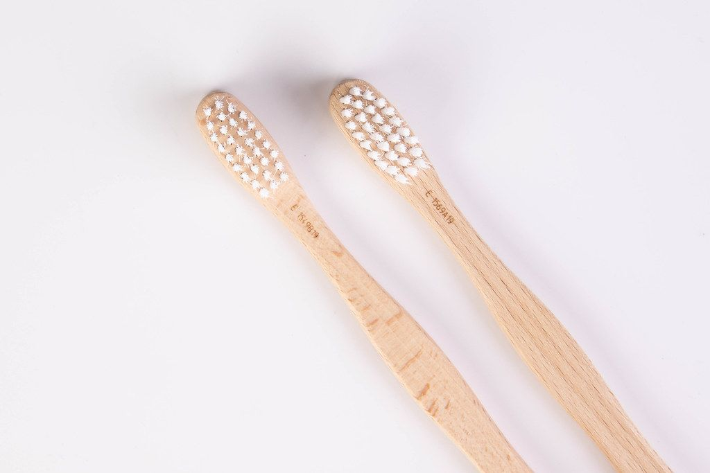 Toothbrushes from natural materials