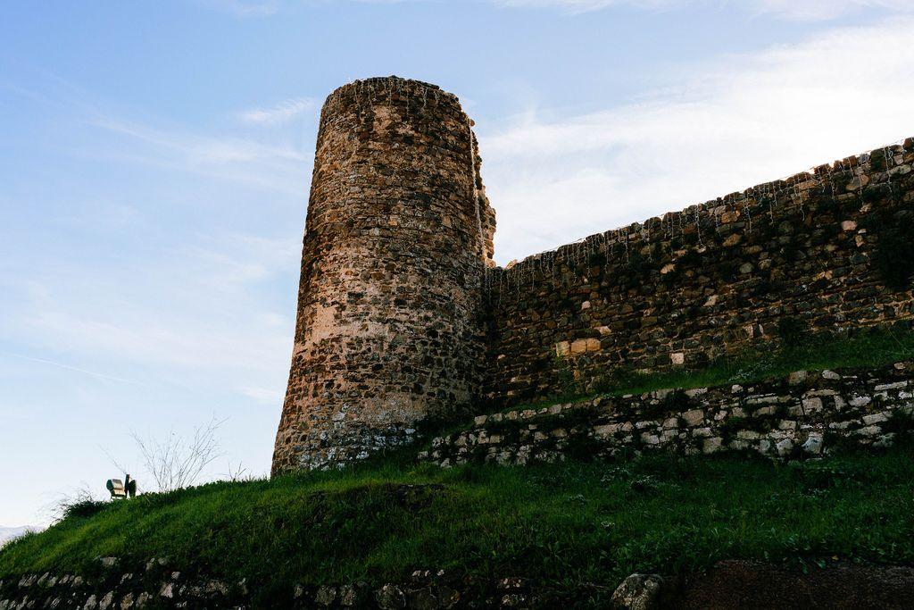 Tower of Castle of Aljezur / Turm des Schlosses von Aljezur