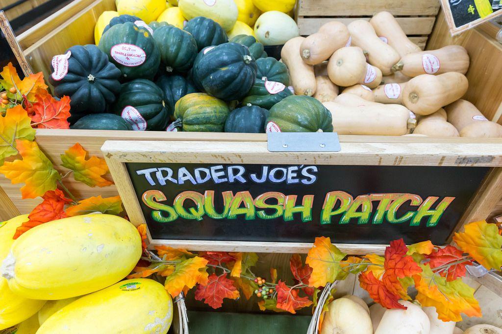 Trader Joe's Squash Patch