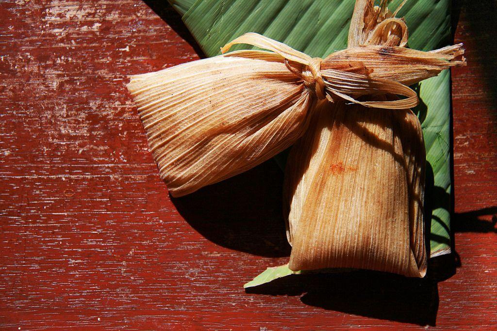 Traditional Guatemalan Chuchitos