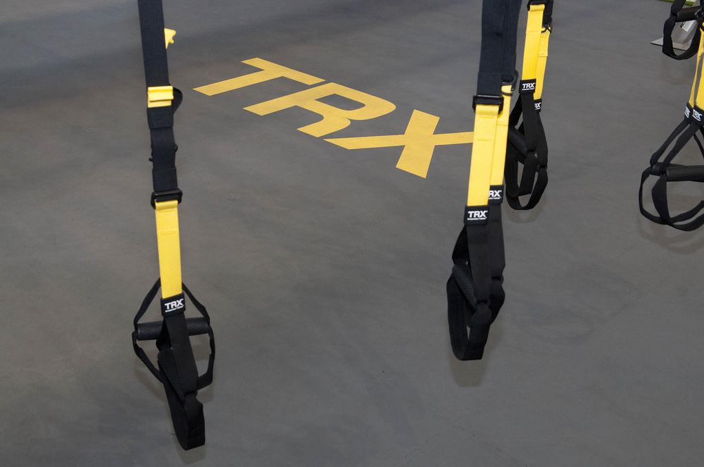 TRX: Schlingentraining