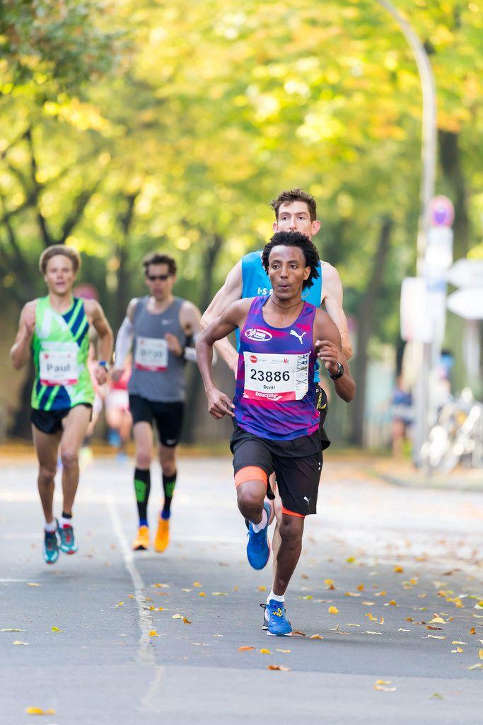 Tsgay Dani, Johnstone Nikki - Cologne Marathon 2017