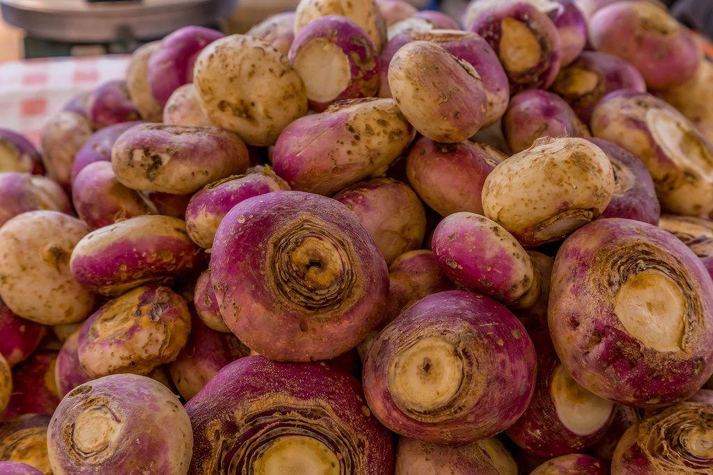 Turnip on marketplace