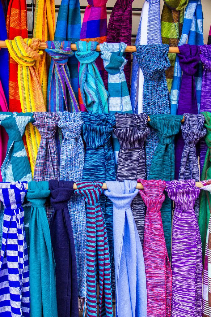 Typical Scarfs for Sale