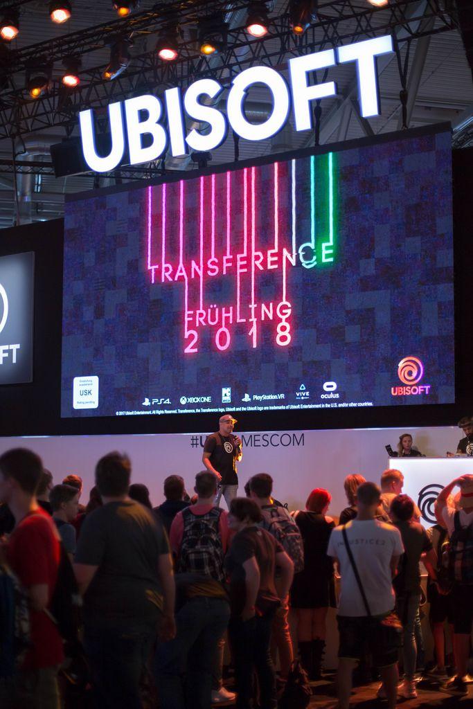 Ubisoft Transference Frühling 2018