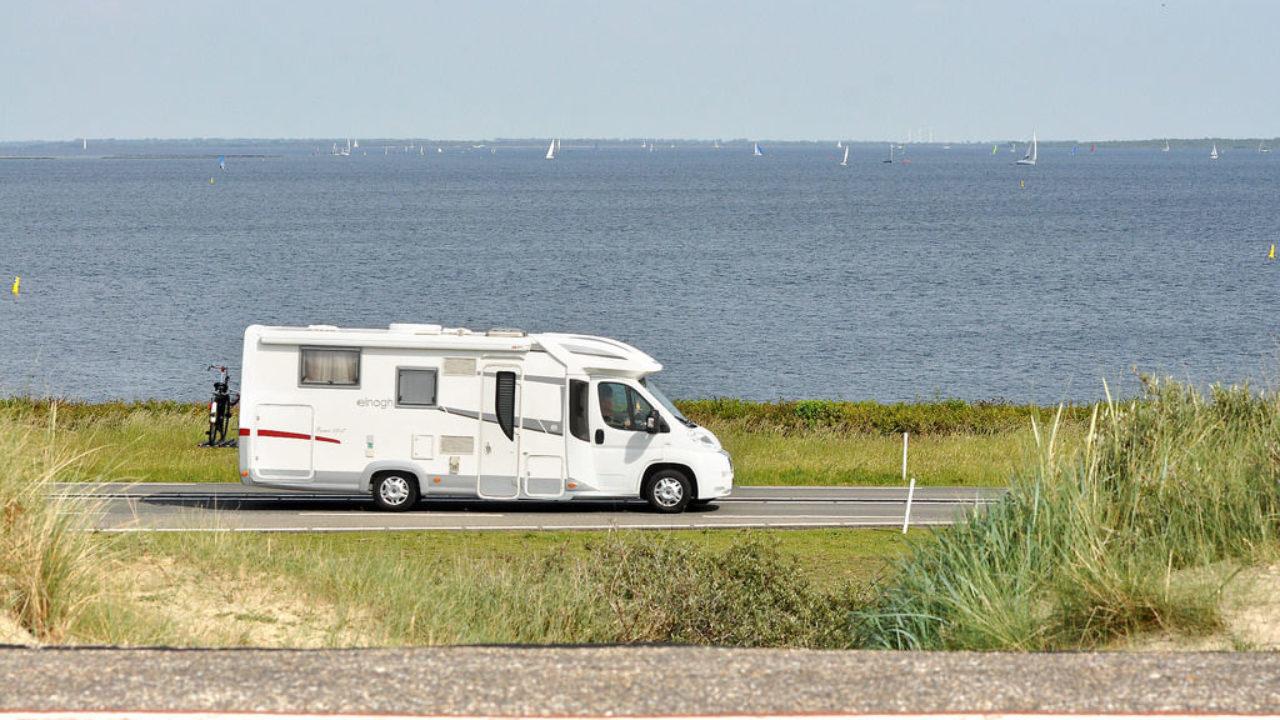 Urlaub in Holland mit dem Wohnmobil - Creative Commons Bilder