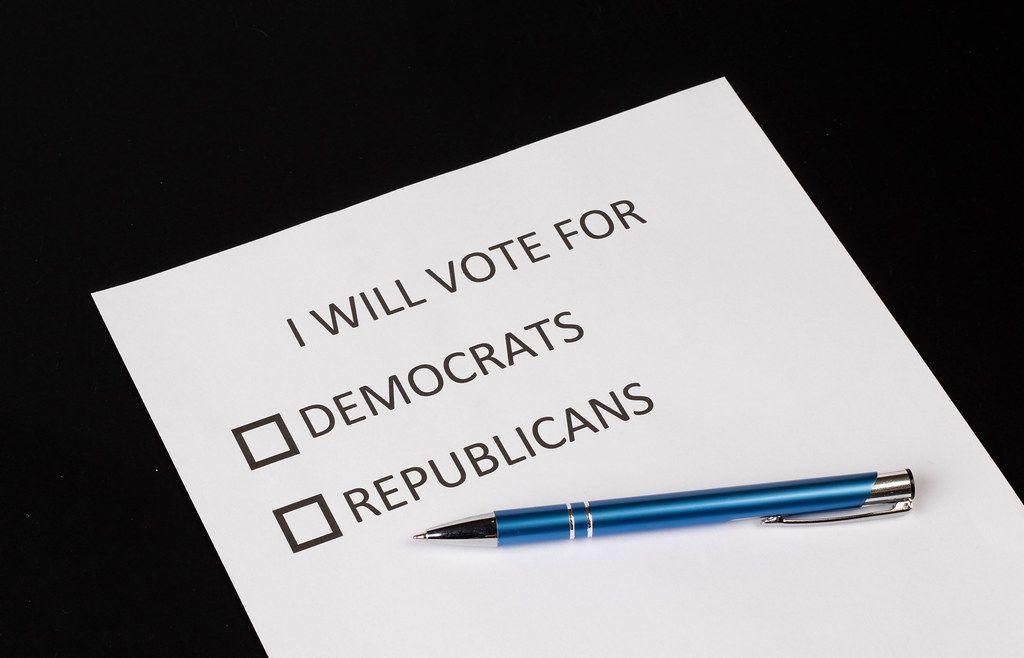 USA Elections Options