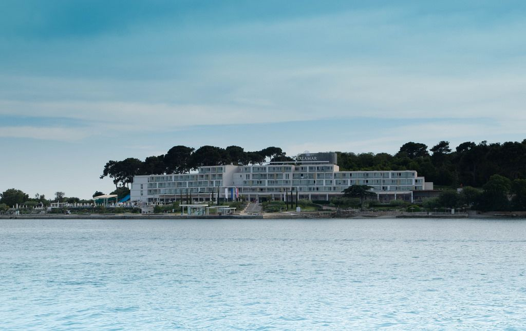 Valamar Isabella Hotel, Porec