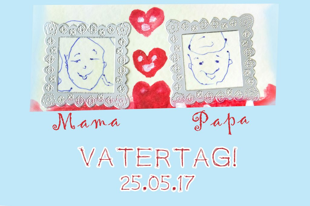 Vatertag am 25.05.2017