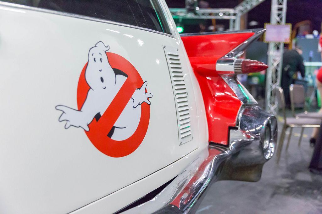 Wagen aus Ghostbusters