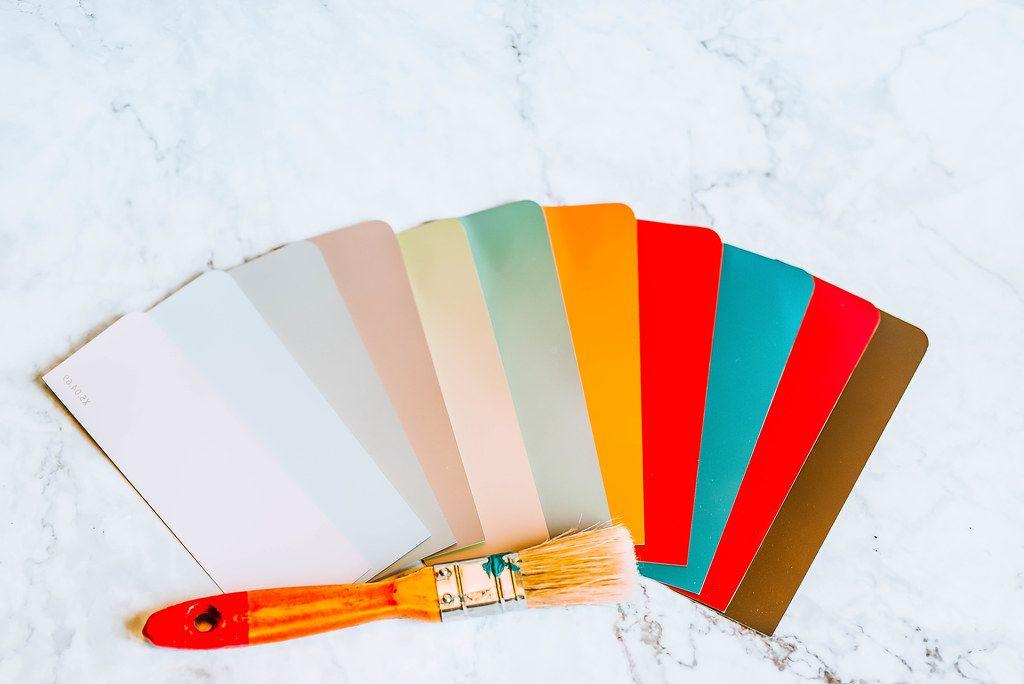 wall coloring pallette (Flip 2019)