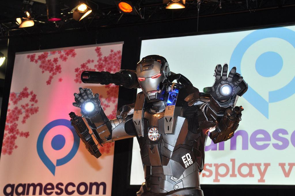 War Machine @ Gamescom 2014